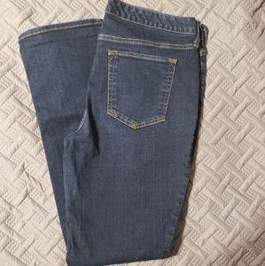 EDDIE BAUER Curvy Straight Jean's- Sz 12